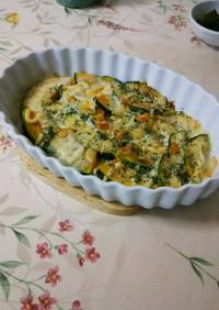カボチャのマヨチーズ焼