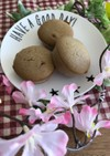 初挑戦♡グリーンバナナ粉のマフィン