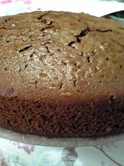 バレンタインに♡チョコケーキの写真