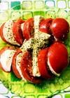 トマトとモッツァレラサラダ