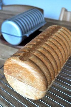 基本のラウンドウェーブパン