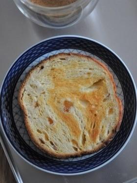 フレンチトースト風ラウンドパン