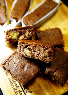 糖質オフお菓子★おからココアチーズケーキ