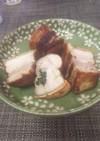 絶品4味・豚ブロック肉のオイル焼き