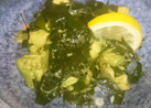 アボカド&若布のレモン醤油和え