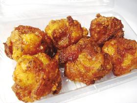 タイ風・ピリ辛・鶏モモ肉から揚げ