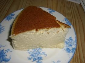 濃厚☆絶品☆スフレチーズケーキ