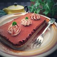 オーブンなし簡単すぎる生チョコタルト