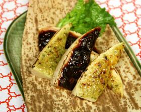 【野菜ソムリエ】京たけのこの田楽