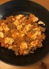 ホットクックで麻婆豆腐【幼児食】