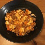 ホットクックで麻婆豆腐【幼児食】の写真