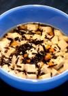 離乳食★高野豆腐とひじきの炊いたん