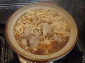 鍋焼き艶ラーメン(風♪)