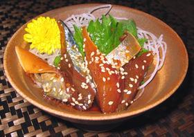 九州の郷土料理 ●ごまさば●