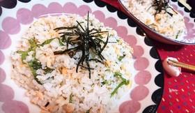 節約★美味【サーモンハラスの散らし寿司】