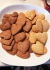 簡単♪HMとオリーブオイルで作るクッキー