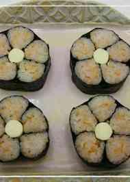 みんなが作ってる 巻き寿司 キャラのレシピ クックパッド