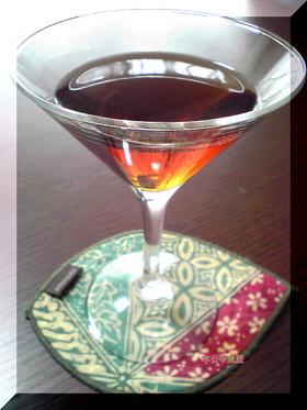 自家製珈琲酒2008(TOP SKY)