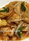 ムネ肉の焼き肉のタレ炒め