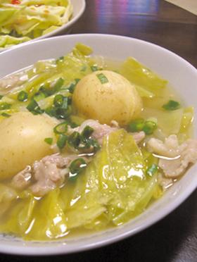 八角香る☆中華風スープ