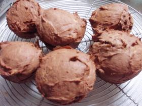 天然酵母deチョコレートマフィン