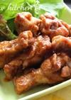 焼肉のタレで簡単☆手羽元のピリ辛煮