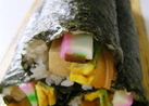 和食の定番!太巻き寿司♪今日は節分恵方巻