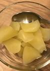離乳食から!砂糖不使用レンチン煮りんご