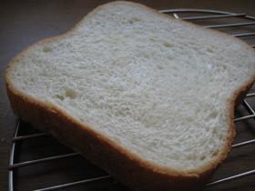 HBで❤米粉入り食パン