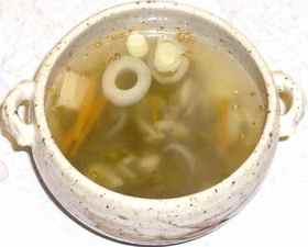 めかぶのとろとろ中華スープ