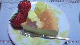 ☆とっても濃厚チーズケーキ☆