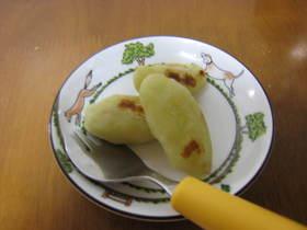 【本掲載】★てづかみ離乳食もっちりポテト