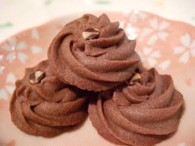 簡単!バレンタインぐるぐるココアクッキー