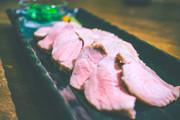 豚ヒレ肉のしっとり塩豚ハムの写真