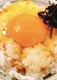 ⭐️ 新鮮卵&だし醤油で美味な卵かけご飯