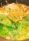 辛くない!?液みそで作るキムチスープ鍋!