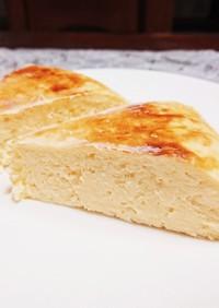 炊飯器DE簡単チーズケーキ♪