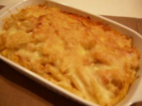 チーズたっぷり☆トマトクリームグラタン