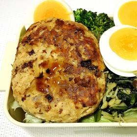 ♡低糖質♡鶏胸肉ハンバーグ