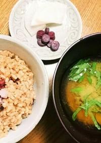 ダイエットにおすすめ!発芽発酵玄米