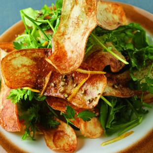 カリカリポテトサラダ