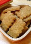 簡単お菓子作り☆シナモンクッキー