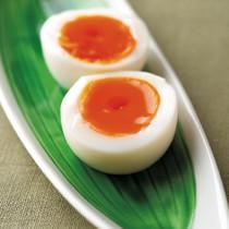 半熟卵(5分ゆで)