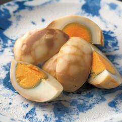 マーブル卵 中国茶風味