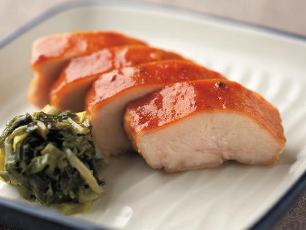 鶏胸肉の黄金焼きロースト