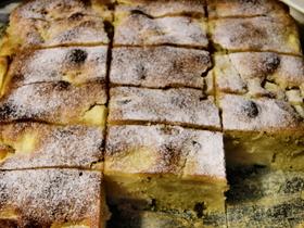 簡単すぎるりんごケーキで良いですか