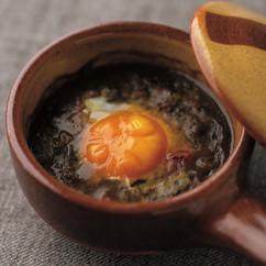巣ごもり卵スープ