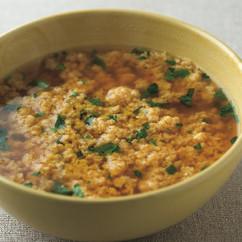 ストラッチャテッラ(イタリア風かき玉スープ)