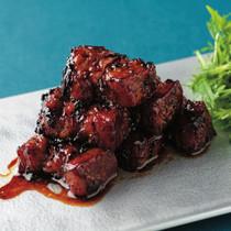 牛バラ肉のはちみつオーブン焼き紹興酒風味