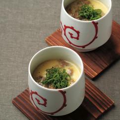 牛肉の茶碗蒸し